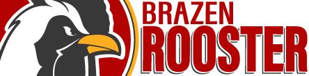 Brazen Rooster logo